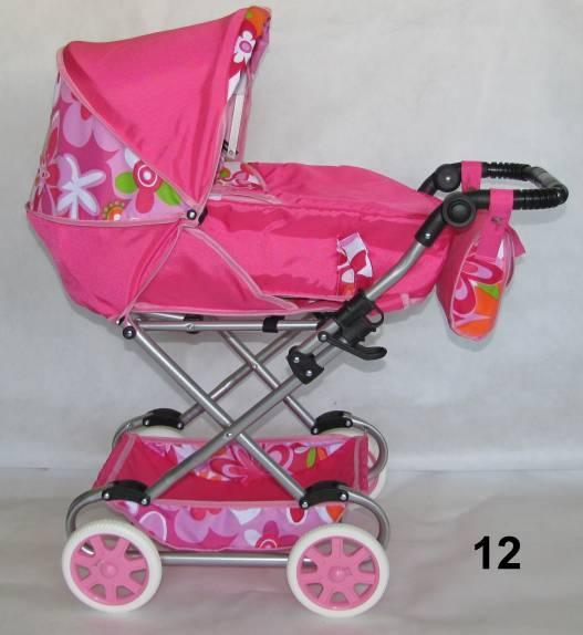 Комбинирана количка за кукли Анна