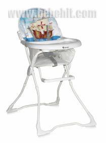 Стол за хранене CANDY син кораб