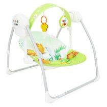Бебешка люлка Party цвят: зелен