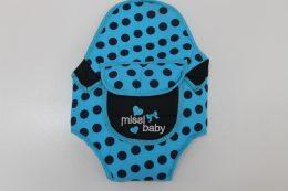 Кенгуру Миси; цвят: син/точки