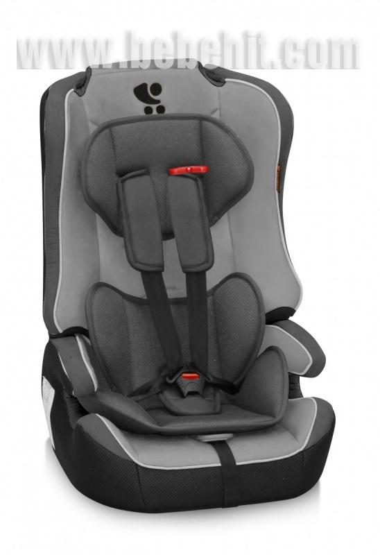 Стол за кола Explorer цвят: сив