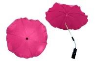 Чадър за количка; цвят: цикламен