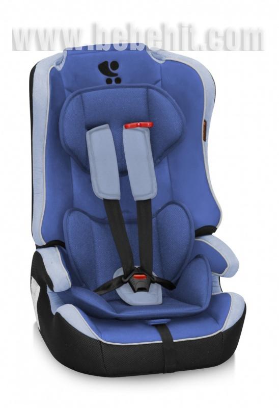 Стол за кола Explorer цвят: син