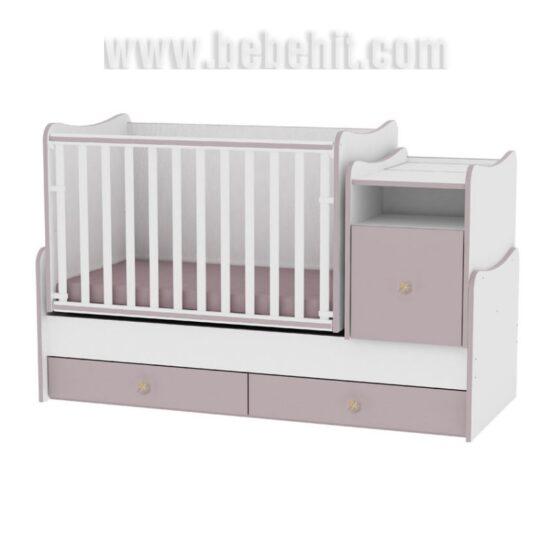 Детско легло Trend Plus New цвят: бял/капучино