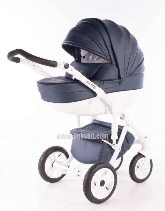 Бебешка количка Versay Eco 2в1; цвят: син