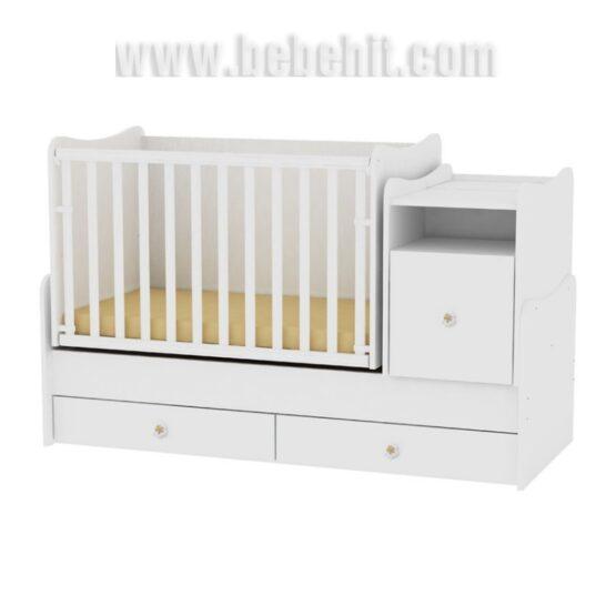 Детско легло Trend Plus New цвят: бял