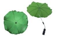 Чадър за количка; цвят: зелен