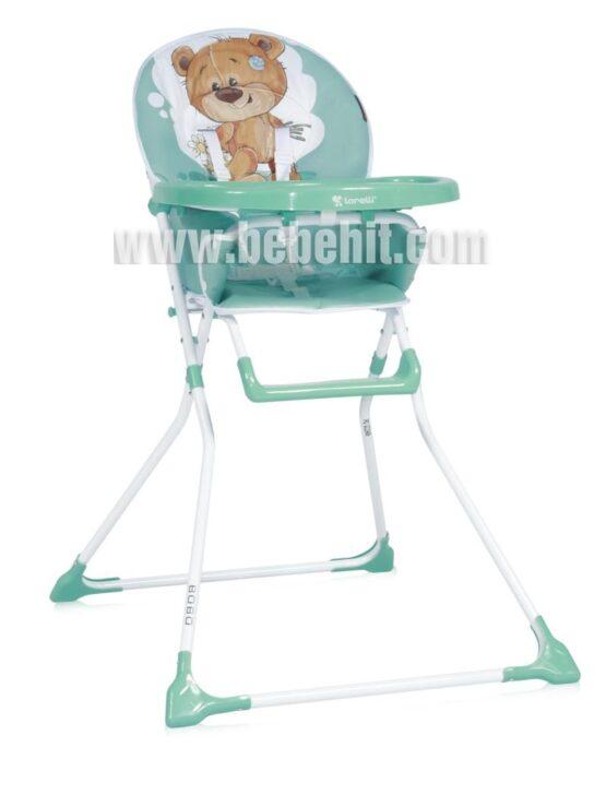 Столче за хранене Bobo; цвят: зелен