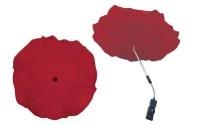 Чадър за количка; цвят: червен