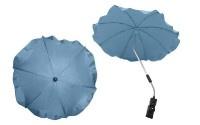 Чадър за количка; цвят: светло-син