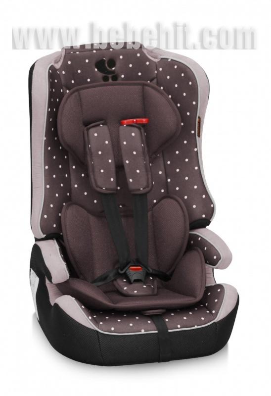 Стол за кола Explorer цвят: кафяв