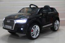 Акумулаторна кола Audi Q7 New; цвят: черен