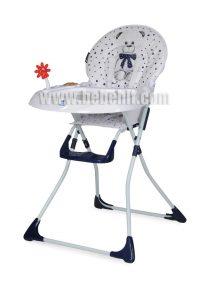 Столче за хранене Jolly; цвят: син