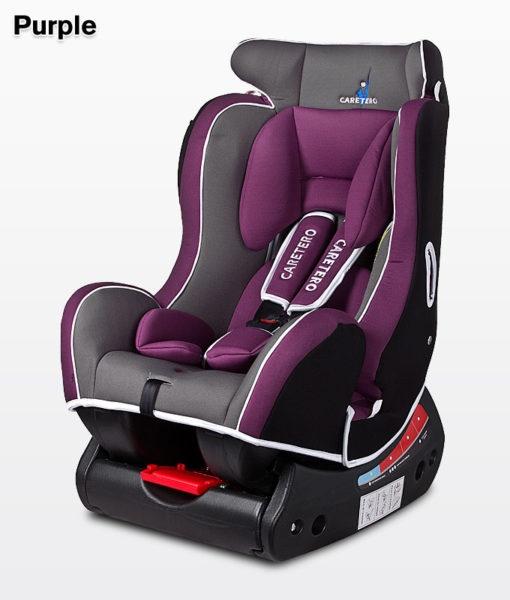 Стол за кола Scope; цвят: лилав