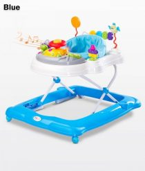 Baby walker Stepp; color: blue