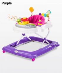 Baby walker Stepp; color: purple