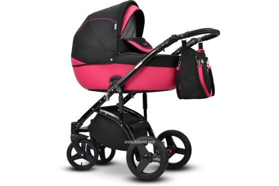 Бебешка количка Modo 2в1; цвят: розов