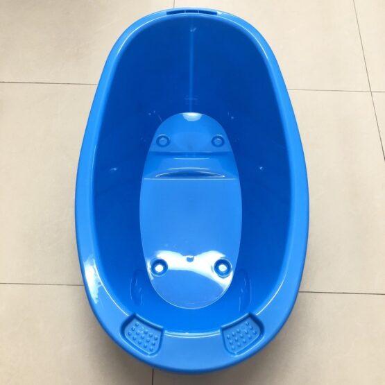 Вана шарки; цвят: син/коли