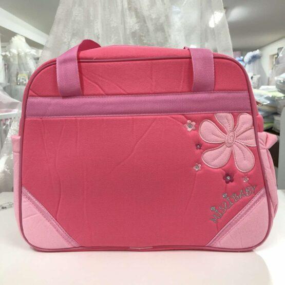 Чанта Миси : цвят : розово цвете