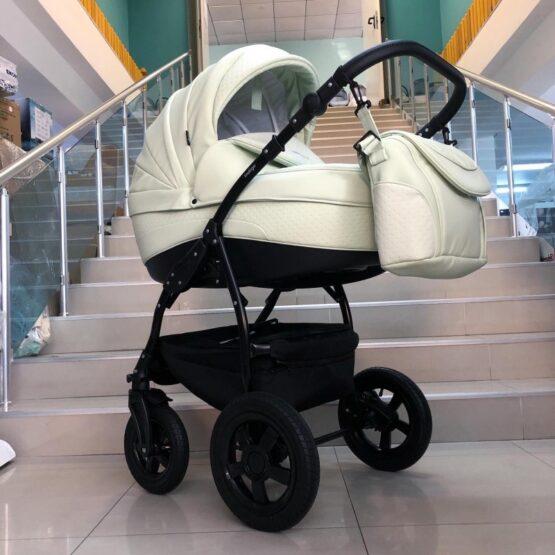 Бебешка количка Indigo SP18 2в1: цвят: резидав